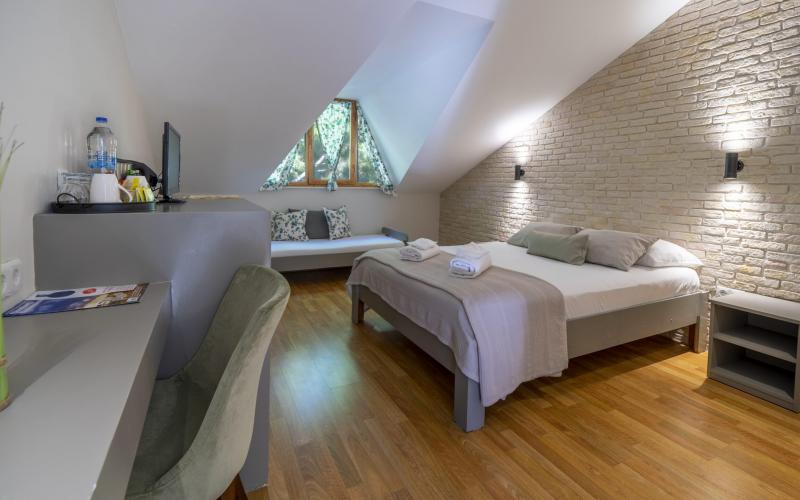 Çatı Odalar